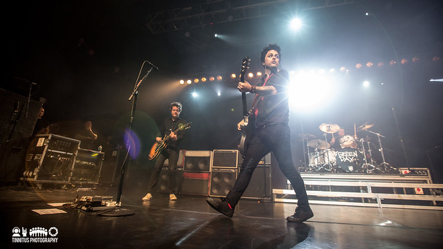 Green Day @ House of Blues, Oct 1