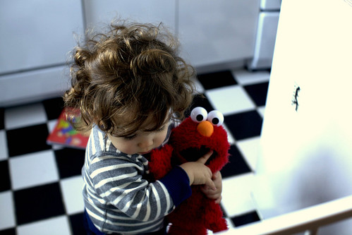 jacob meets elmo | by smitten kitchen