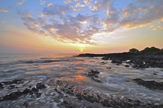 Old Airport Beach, Kona, Hawaii | by SteveD.