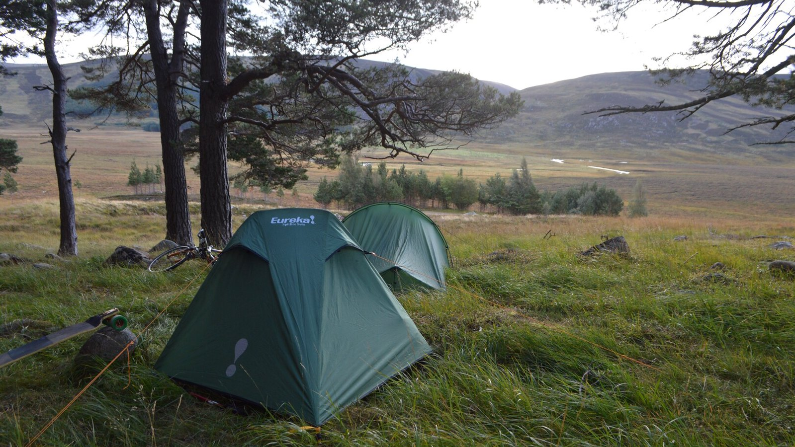Wildcamping in Scotland