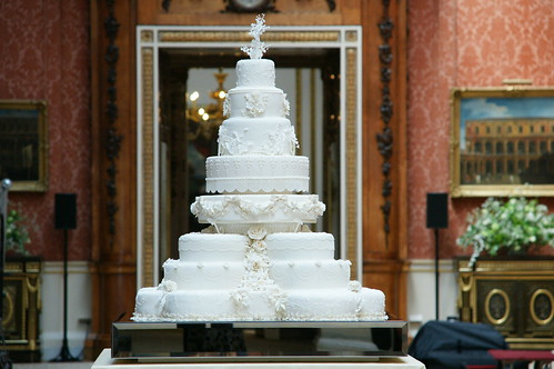 The Royal Wedding Cake | by The British Monarchy