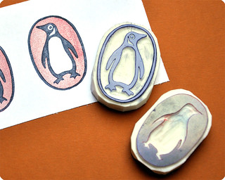 Penguin books logo | by Memi The Rainbow