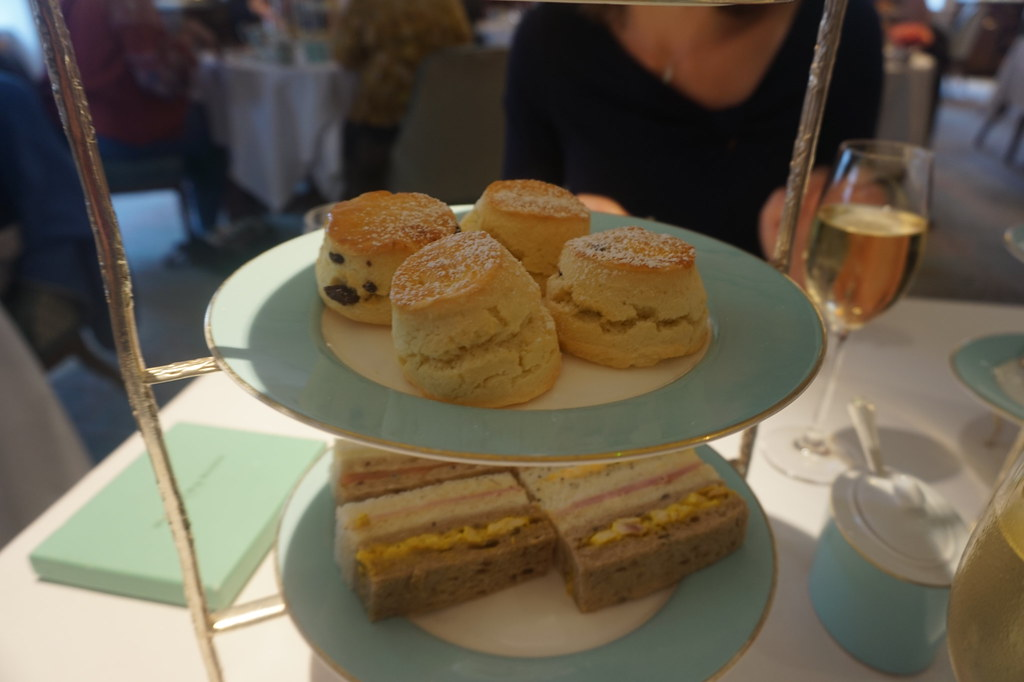 Afternoon Tea September 2016