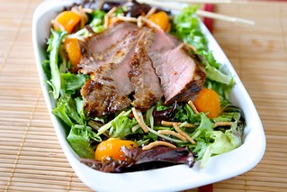 Asian Beef Salad 002 | by Hungry Housewife