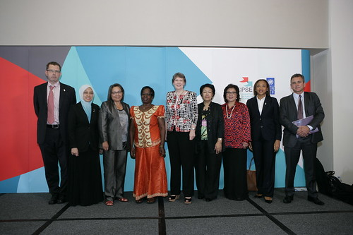 UNDP Administrator Helen Clark in Singapore | by United Nations Development Programme