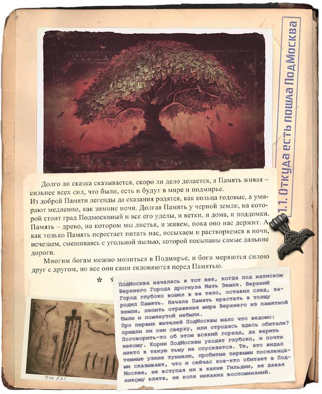001_Дерево памяти_