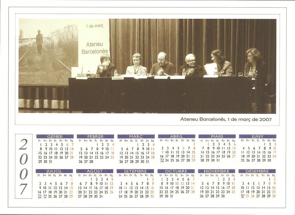 Calendari acte presentacio llibre Memòria i Lluita 1