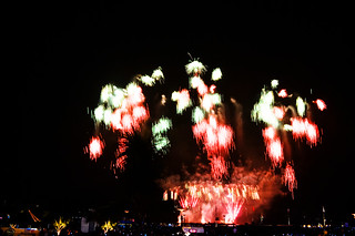 China - Philippine International PyroMusical Competition | by adaphobic