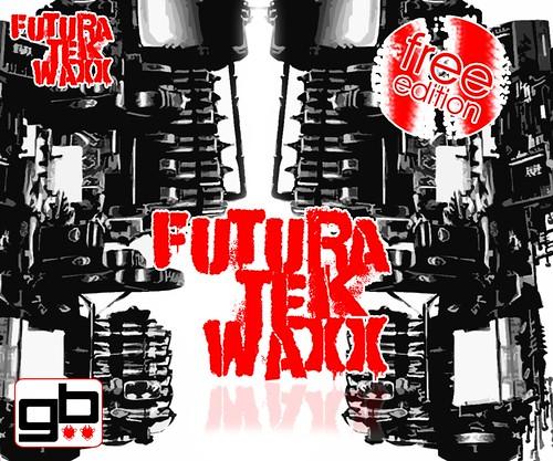 Futura Tek Waxx - SL Cover