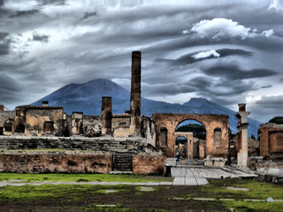 pompeii vesubi hdr ... you know | by Perrimoon