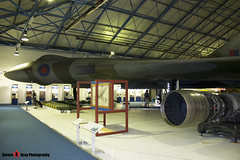 XL318 - - Royal Air Force - Avro 698 Vulcan B2 - RAF Museum Hendon - 060703 - Steven Gray - CRW_8710
