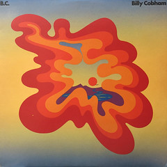 BILLY COBHAM:B.C.(JACKET A)