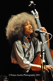 Grammy Award winner Esperanza Spalding-3 | by Tonya Austin Photography
