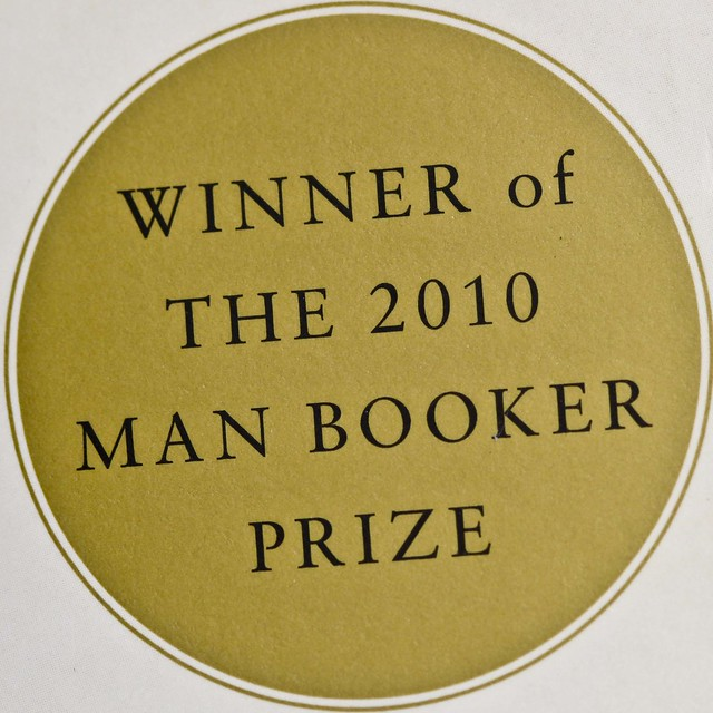 2010 Man Booker Prize Winner