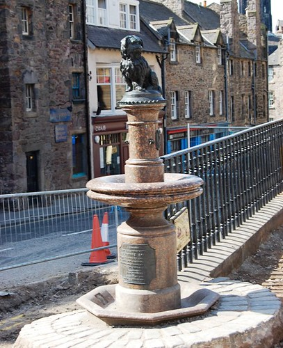 Greyfriars Bobby Statue | by Scottish Genealogist