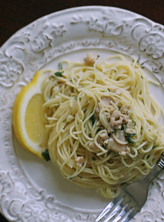 Angel Hair with Clam Sauce 2 | by Sarah :: Sarah's Cucina Bella