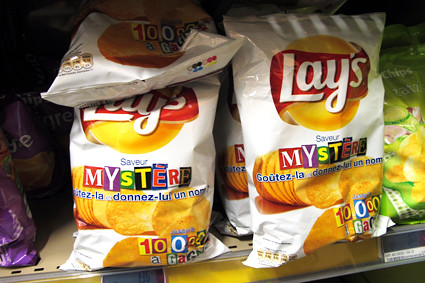 lay's potato chips-mystery flavor | by David Lebovitz