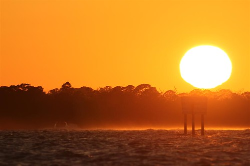Cape Canaveral sunset with 500mm | by Cameralabs