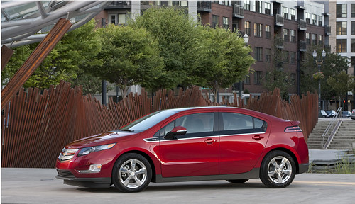 2011 Chevrolet Volt - NRMA Drivers Seat | by The National Roads and Motorists' Association