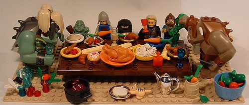 Thanksgiving at the Trolls | by martha_chapa95