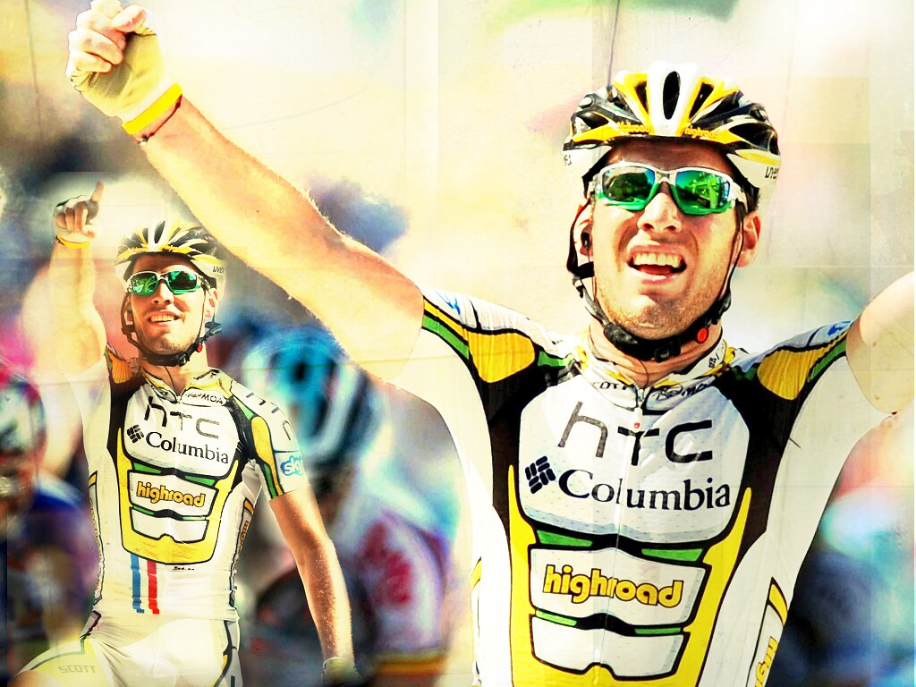 Mark Cavendish is the Best Sprinter of 2010