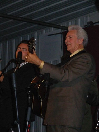 Ron and Del | by delmccouryband