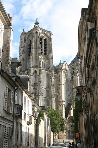 Cath drale saint etienne de bourges marie jaurand la c flickr - Office de tourisme bourges ...