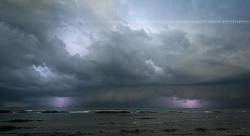 "[Explore] Storm ""Eyes"" To Turtle's Beach, Boulouris ~ Var // France ~ 