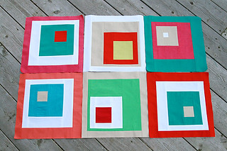 Off-Centered Squares Solids | by Fresh Lemons : Faith