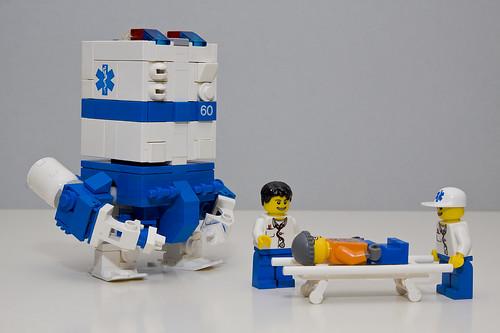 Medic mech
