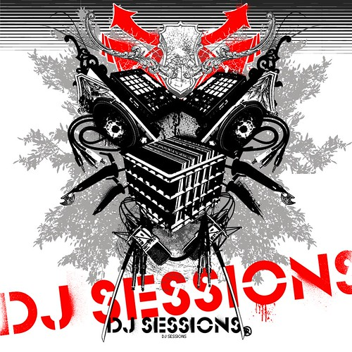 Dj Sessions - SL Cover