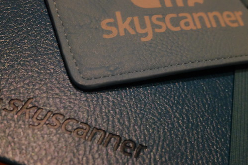 Skyscanner travel tag & note