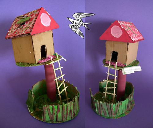Tree House | by Fem Manuals!