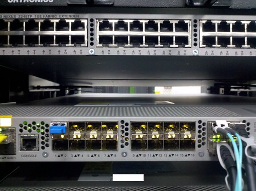 Cisco Nexus Switches (5010 and 2248) | by pchow98