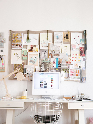 My desk | by decor8