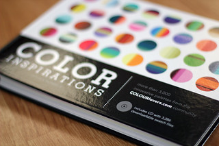 Color Inspirations :: A COLOURlovers Book | by dariusmonsef
