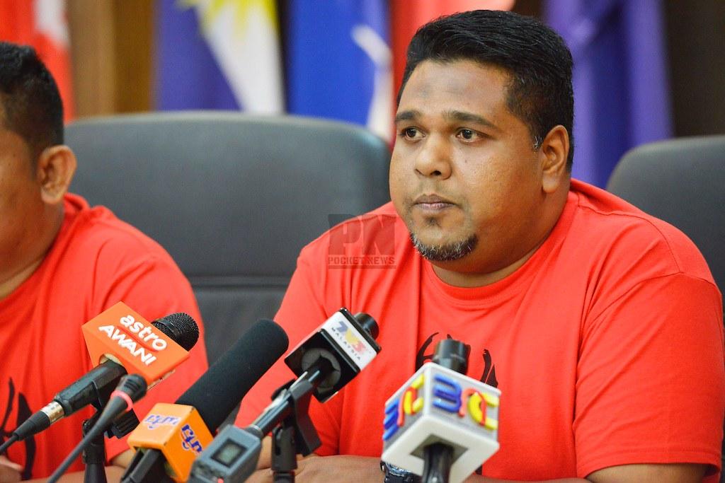 Sidang Akhbar Pemuda UMNO Pulau Pinang (10 October 2016)