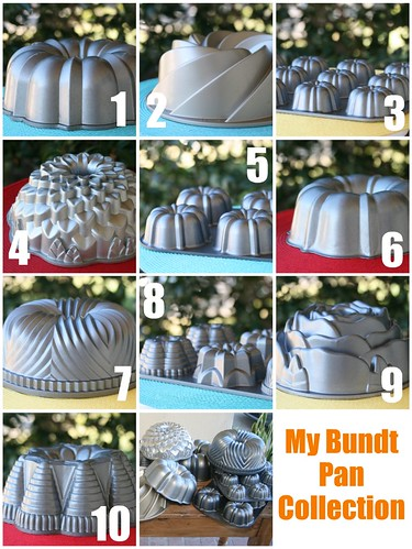 Food Librarian Bundt Pan Collection | by Food Librarian