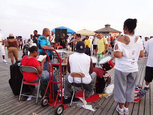 Coney Island, July 3,2011 | by maangchi