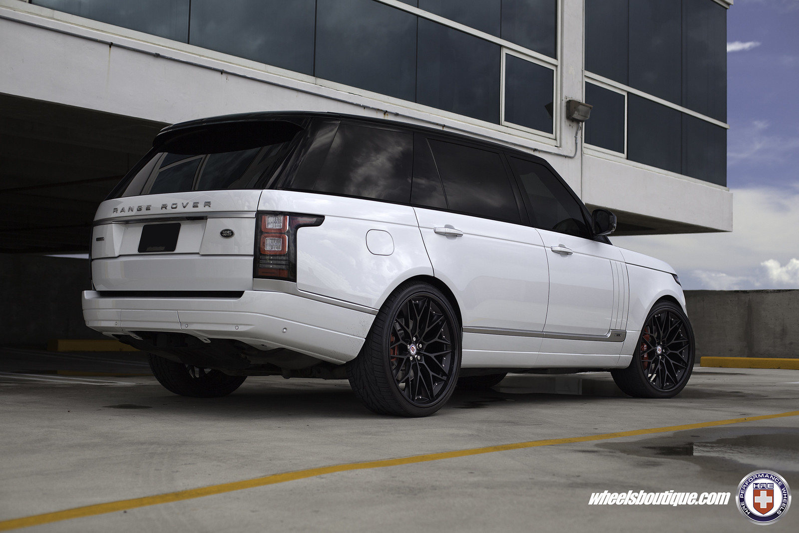 Range Rover Autobiography X Hre S200 S By Team Wb