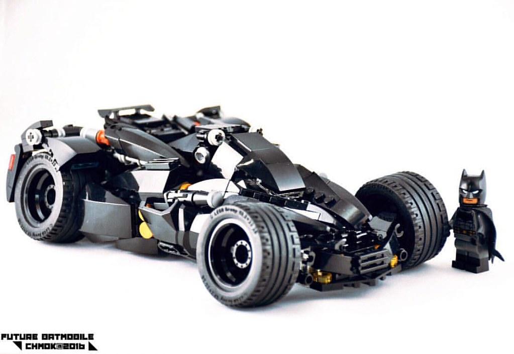 Future Batmobile (NXX-01)