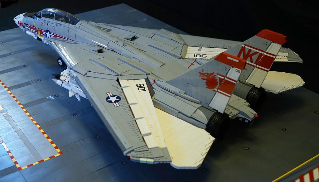 Lego Αεροπλάνα και Ελικόπτερα - Σελίδα 3 30146539541_bf0f621e50_b