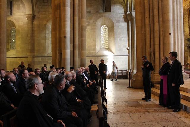 Encontro dos bispos das Igrejas Católicas de Rito Oriental na Europa