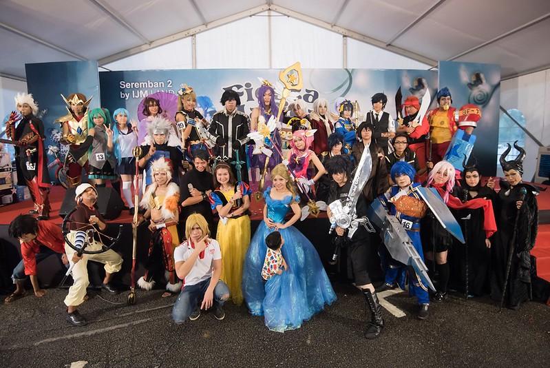 IJM Land Seremban 2 Magica Carnival