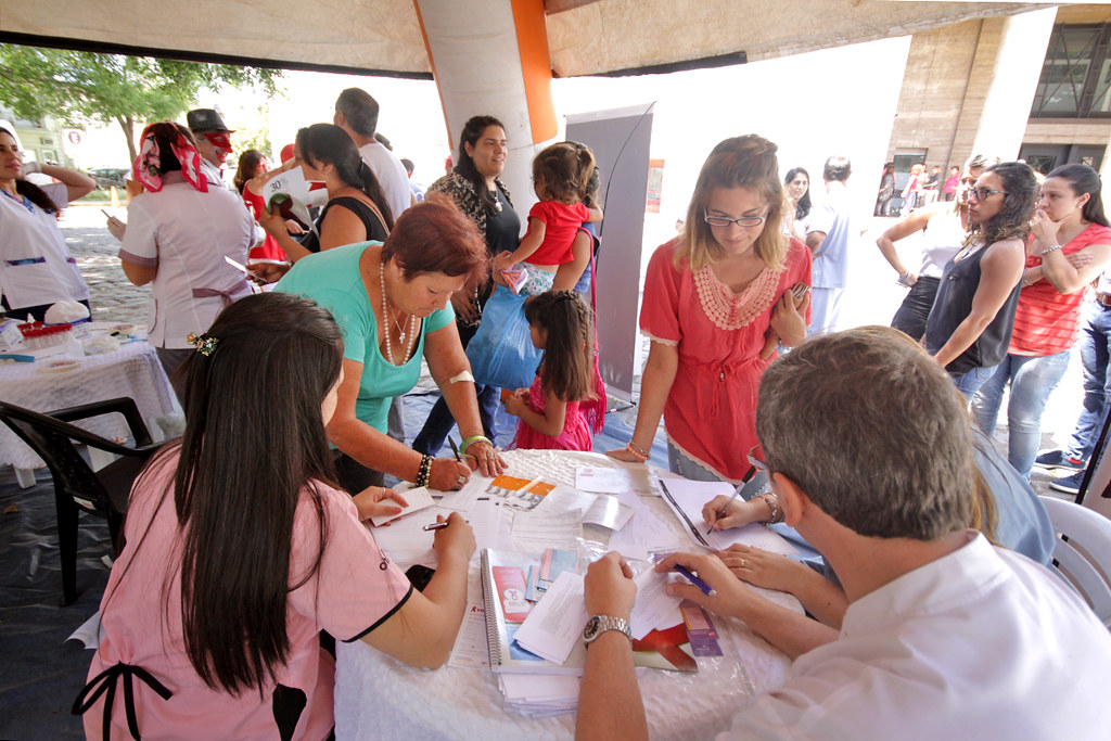 el Municipio colabora con la detección y la lucha contra el VIH