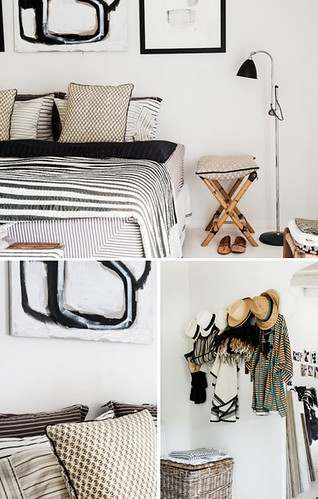 fashion designer malene birger's home on majorca | by the style files