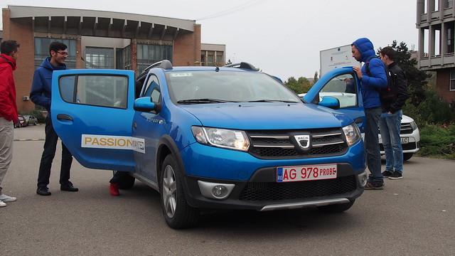 Caravana Drive Your Career@Renault - Bucuresti, 17 Octombrie 2016