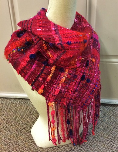 Hot Tamale cowl