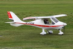 G-CEIE - 2007 build Flight Design CTSW, visiting Barton
