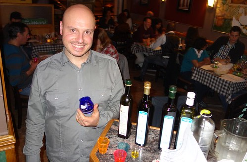 Angelo Tramonti with Sarafino Foods, Olive Oils